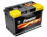 Аккумулятор Johnson Controls Energizer Plus (70Ah) R