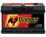 Acumulator Banner Starting Bull 6CT-55 (555 19) 420A